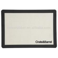 PVC double deck table mat, photo frame table mat, pvc rahmen table cover