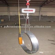 Alambre Oval Galvanizado 2,4 x 3,0mm