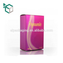 30Ml Packaging Paper Cardboard Tube Perfume Bottle Box
