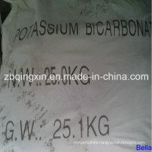 China Supplier Hot Sale Factory Price Reliable Quality Food Grade 99% CAS No.: 298-14-6 Khco3 Potassium Bicarbonate