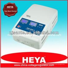 Série HDW Tipo de Parede Monofásica Estabilizador de Voltagem / Regulador de Tensão (AVR)