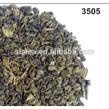 Fine gunpowder green tea 3505AA supplier-huangshan songluo tea company