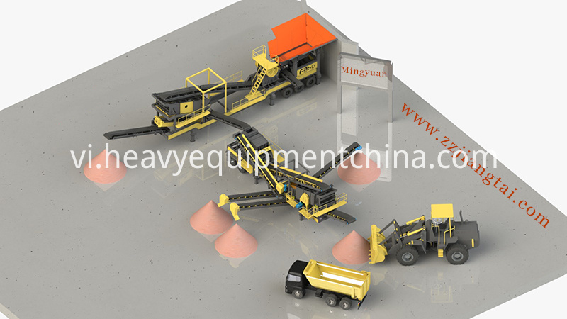 Building Waste Crusher Price
