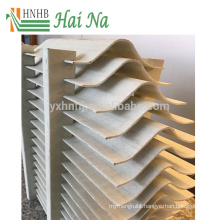 High Temperature Resistant Drift Eliminator Demister