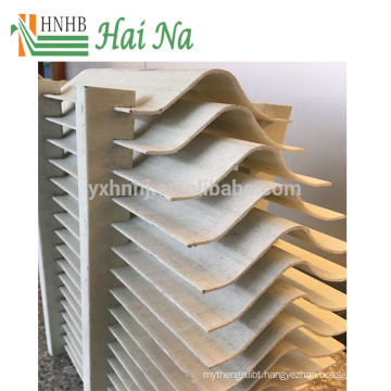 High Temperature Resistant Drift Eliminator Demister