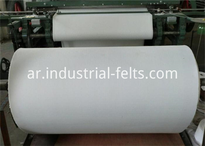 polyester weaving air slide fabric