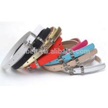 Fashion woman PU garment belt