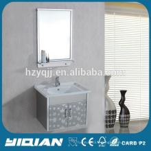 Cabinet de salle de bains en acier inoxydable