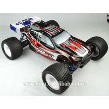 1/8 escala 4WD Nitro Gas coche de RC de Radio Control juguetes