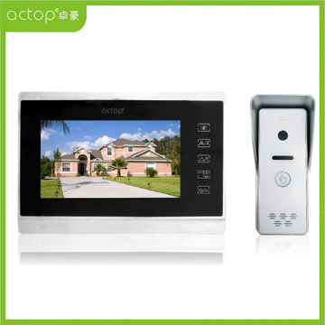 Video Audio Home Intercom System