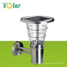 Schönes Design CE Garten Außenbeleuchtung solar LED Wandleuchte (JR-2602-B)