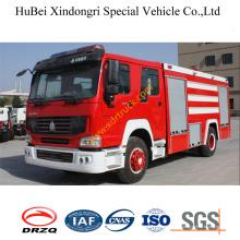 Camion de pompiers 8ton Steyr Water Euro3