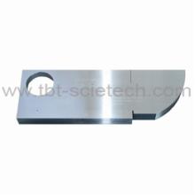 T-BOTA Ultraschall Standard NDT Prüfblock