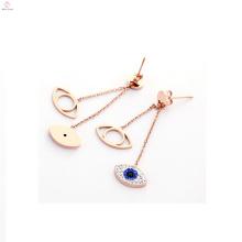Pendientes Bellas Borlas Inoxidables 316L Drop Earrings