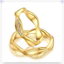 Senhora moda anel de moda de jóias de aço inoxidável (rs601)