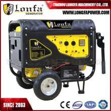 2.5kVA 220V Electric Start Portable Home Semi Silent Gasoline Generator