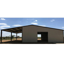 China Steel Frame Prefabricated Light Metal Structure For Shed