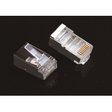 Shield RJ45 Connector Male Female