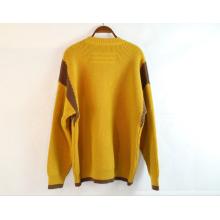 Suéteres de cachemir de lana trazable para mujer