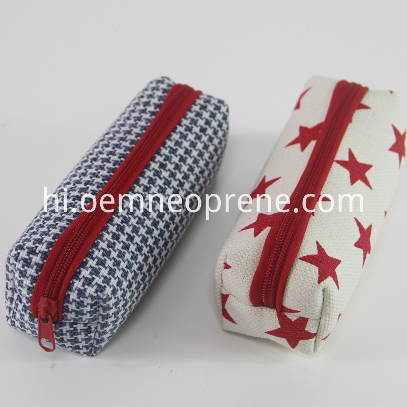 zippered pencilbags