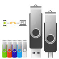 Unidad de disco flash USB Dual Otg 32gb