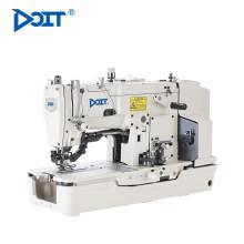 DT781 DOIT High speed lockstitch straight button making making machine button hole machine price tailor sewing machine