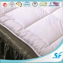 Hotel Home Cubierta de algodón usada Pluma abajo Materias Topper