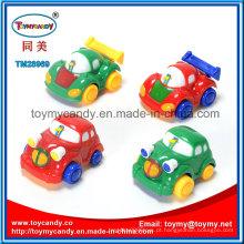 Carro de plástico carro brinquedo atrito dos desenhos animados Bettle Car