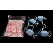 Anel de silicone para crianças com rosca elástica Gets.com