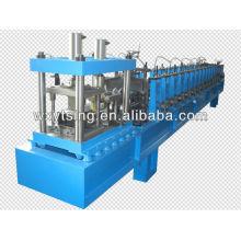 15-30m / min Umformgeschwindigkeit C Purlin Roll Umformmaschine mit Einzel- / Doppelkopf-Abwickler