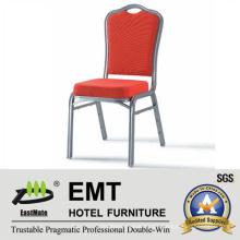 Silla de banquete de aluminio del mobiliario del banquete de la manera (EMT-510)