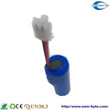 Bateria de lítio recarregável 3.2V 2600mAh