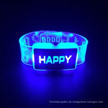 2016 Weihnachtsdekoration Happy Beleuchtung Armband