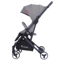 Детская коляска-самолет с откидным сиденьем для сна