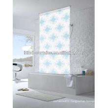 trade assurance waterproof shower roller blinds for peva material