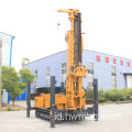 Portable Crawler 500M Rig Pengeboran Sumur Air