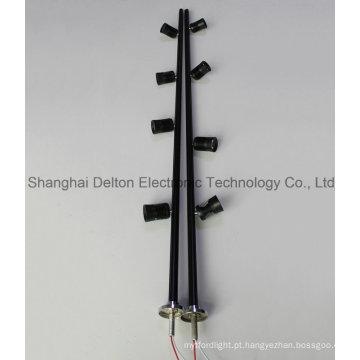 Black Pole-Typr Flexível LED Spot Light (Dt-ZBD-001)