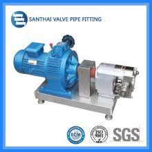 Chine Pompe à pression en acier inoxydable sanitaire / pompe centrifuge