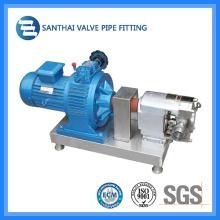 China Sanitary Stainless Steel Pressure Pump/Centrifugal Pump