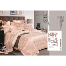 2015 Novos produtos Camadas Bedding Set Jacquard Luxo