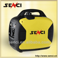 Super lightweight inverter generator set