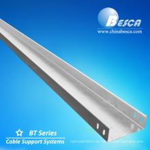Canal de cable de alta calidad sólido a través