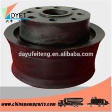 DN230 piston Ram pompe à béton séparé caoutchouc piston / ram / piston tasse / bague d'étanchéité pour PM / Schwing / Sany / Zoomlion