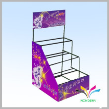 World cup football metal display rack retail display rack