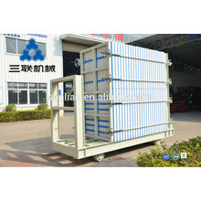 high quality sandwish wall panel manufacturing / eps foam machine