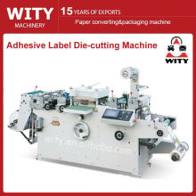 2015 Multifunctional Adhesive Label Die cutting Machine
