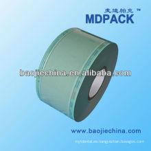 bolsa de rollo para esterilización en autoclave médica