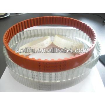 PU-Zahnriemen mit Stahlseil