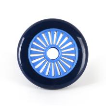 Пользовательское светодиодное пластиковое колесо из ПУ для каскадерского самоката