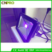 Ce RoHS Free Logo Service 10W LED Flutlicht UV